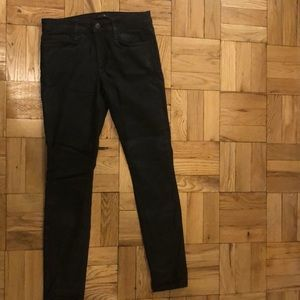 Joe's Jeans Coated Denim Size 25